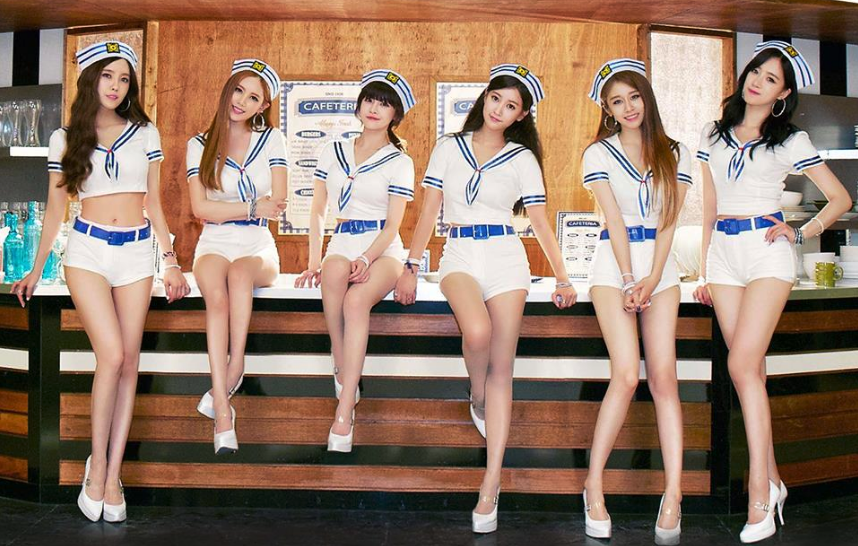 T-ara To Release Their Last Album Together In May