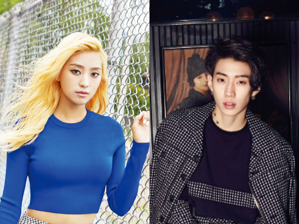 SISTAR's Bora To Star In Jay Park's Upcoming Music Video