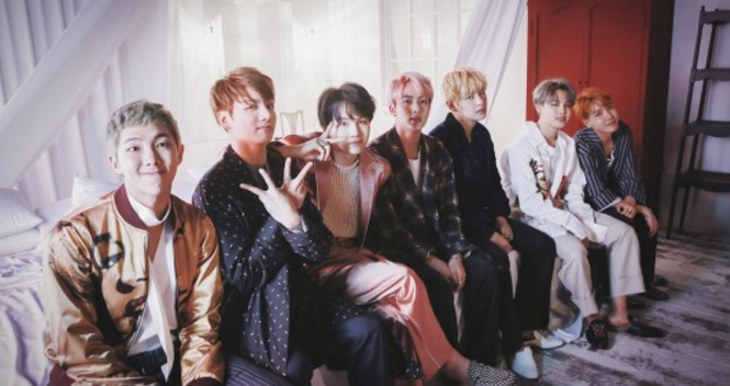 BTS Slays The Charts In China Despite Zero Promotions In The Country