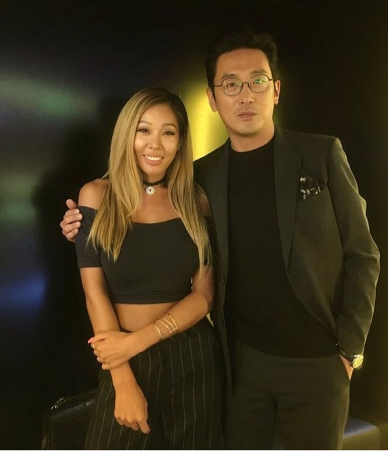 Jessi Gushes Over Finally Meeting Ideal Type Ha Jung Woo