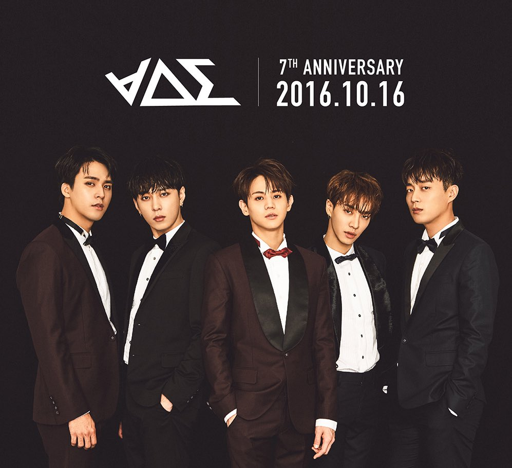update beast celebrates 7th debut anniversary with touching