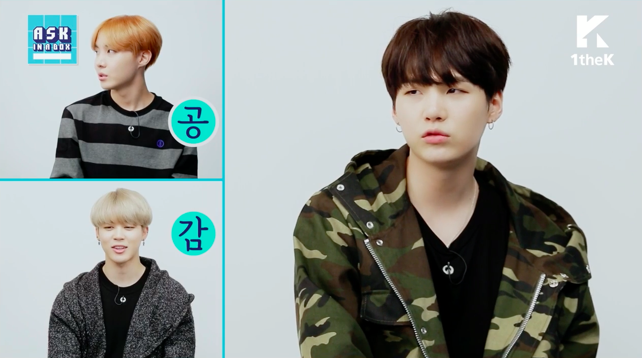 Watch Bts Suga Responds To Fan Theory About His Hair