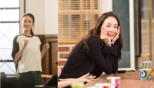 """Woman With A Suitcase"" Praises Choi Ji Woo As A Ray Of Sunshine On Set"