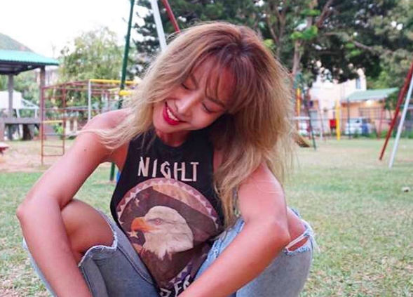 Brown Eyed Girls' Narsha Talks About Her Wedding And Marriage