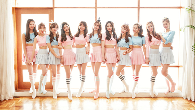 I.O.I Agrees On A 1st Place Promise That Fits Them Perfectly