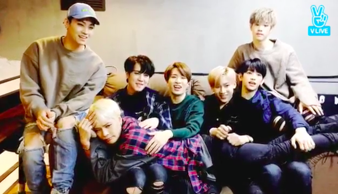 GOT7 Reminds Fans To Tune In To New Reality Show In Fun Live Broadcast