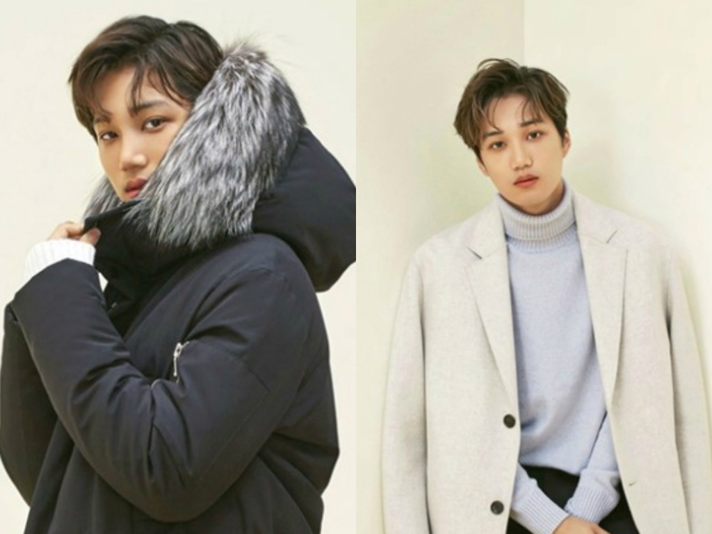 EXO's Kai Is The Epitome Of Style And Looks For High Cut Magazine
