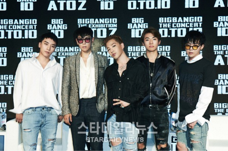 BIGBANG's Next Anniversary Project To Be A Special Photo Book
