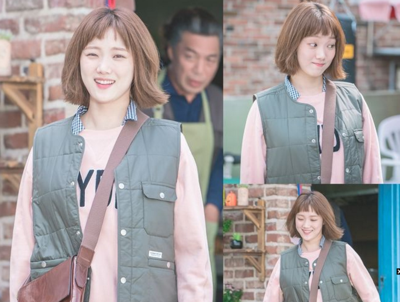 Lee Sung Kyung Sports New Look In Released Stills Of Upcoming Weightlifting Drama