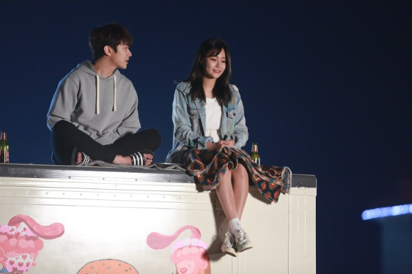 FTISLAND's Minhwan And AOA's Yuna To Star In Web Drama