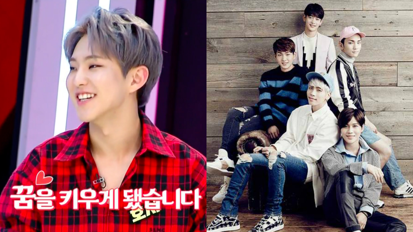 Watch: SEVENTEEN's Hoshi Talks About How He Became A Big Fan Of SHINee