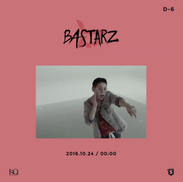 Update: Block B's B-Bomb Shows Off His Disco Moves In Teaser Video For BASTARZ's Comeback