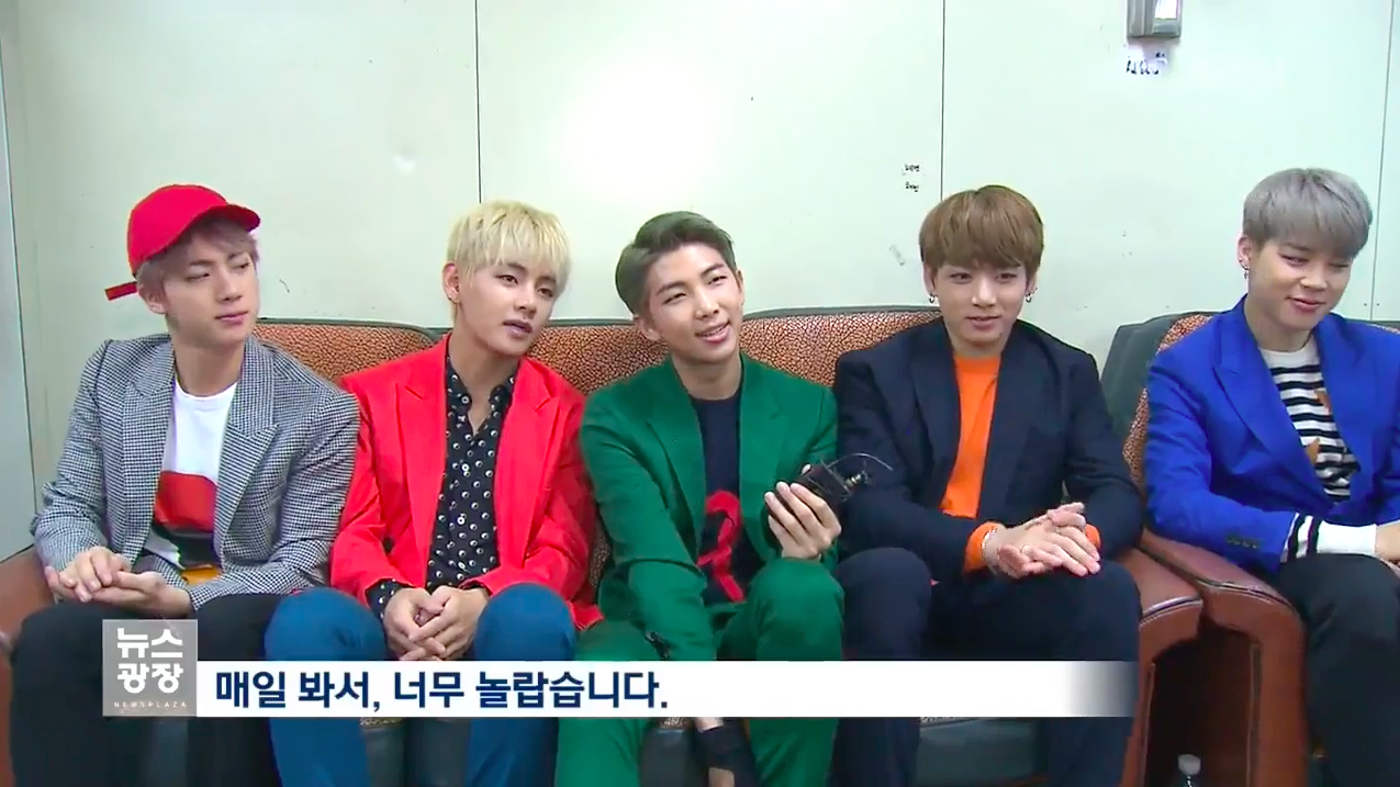 "BTS Talks About Using ""Demian"" In ""WINGS"" Concept And Names Variety Show They'd Like To Appear On"