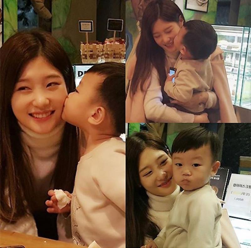 Daebak Falls Hard For Pretty Noona Jung Chaeyeon