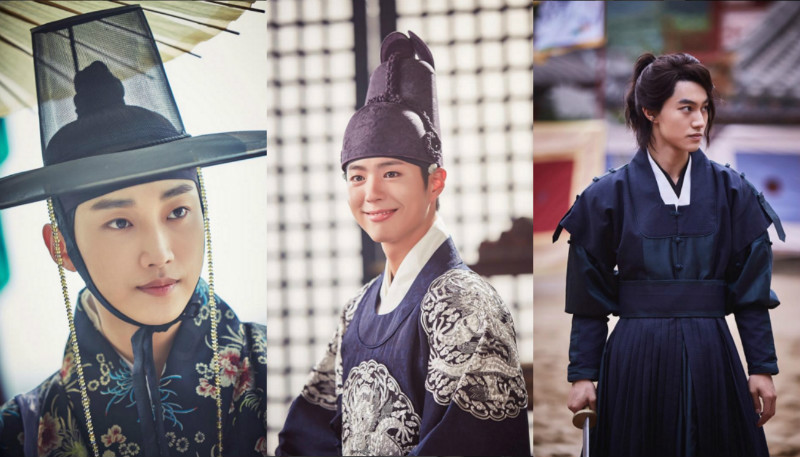 "QUIZ: Which ""Moonlight Drawn By Clouds"" Hottie Is Your Soulmate?"