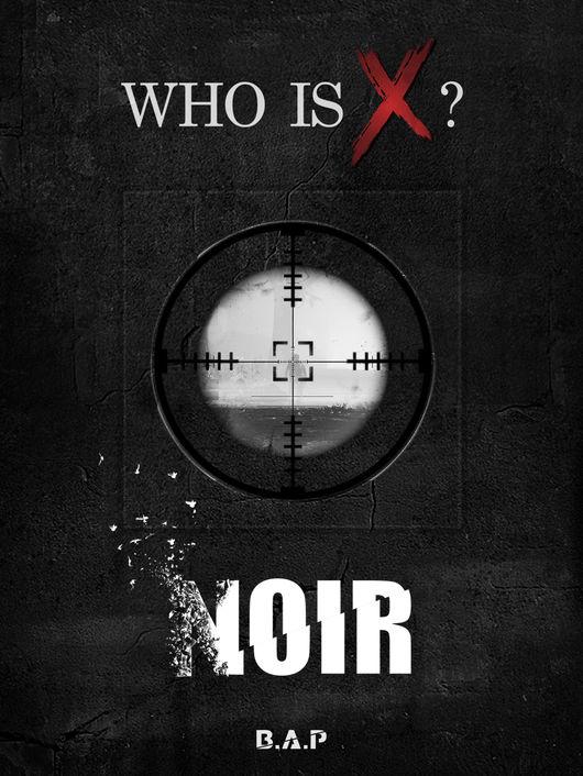 """B.A.P Drops Mysterious """"Noir"""" Teaser"""