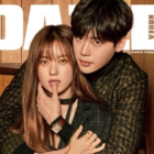 Lee Jong Suk And Han Hyo Joo Have A Sizzling Reunion For Dazed