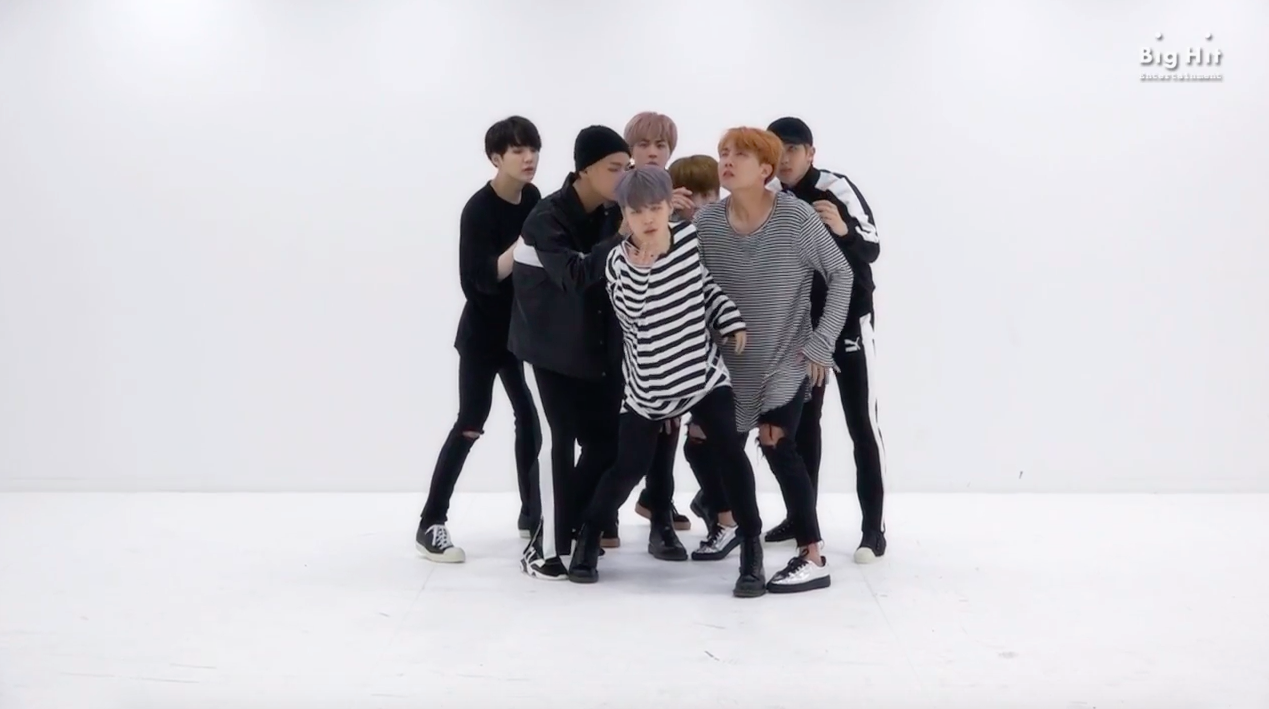 """Watch: BTS Drops Much-Anticipated Dance Practice Video For """"Blood Sweat & Tears"""""""