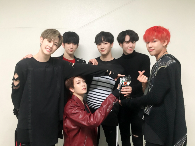"GOT7 Grabs 4th Win For ""Hard Carry"" On Busan Special Of ""The Show"""