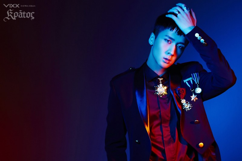 VIXX's N Says That Ravi Takes Off His Shirt During Dance Practice