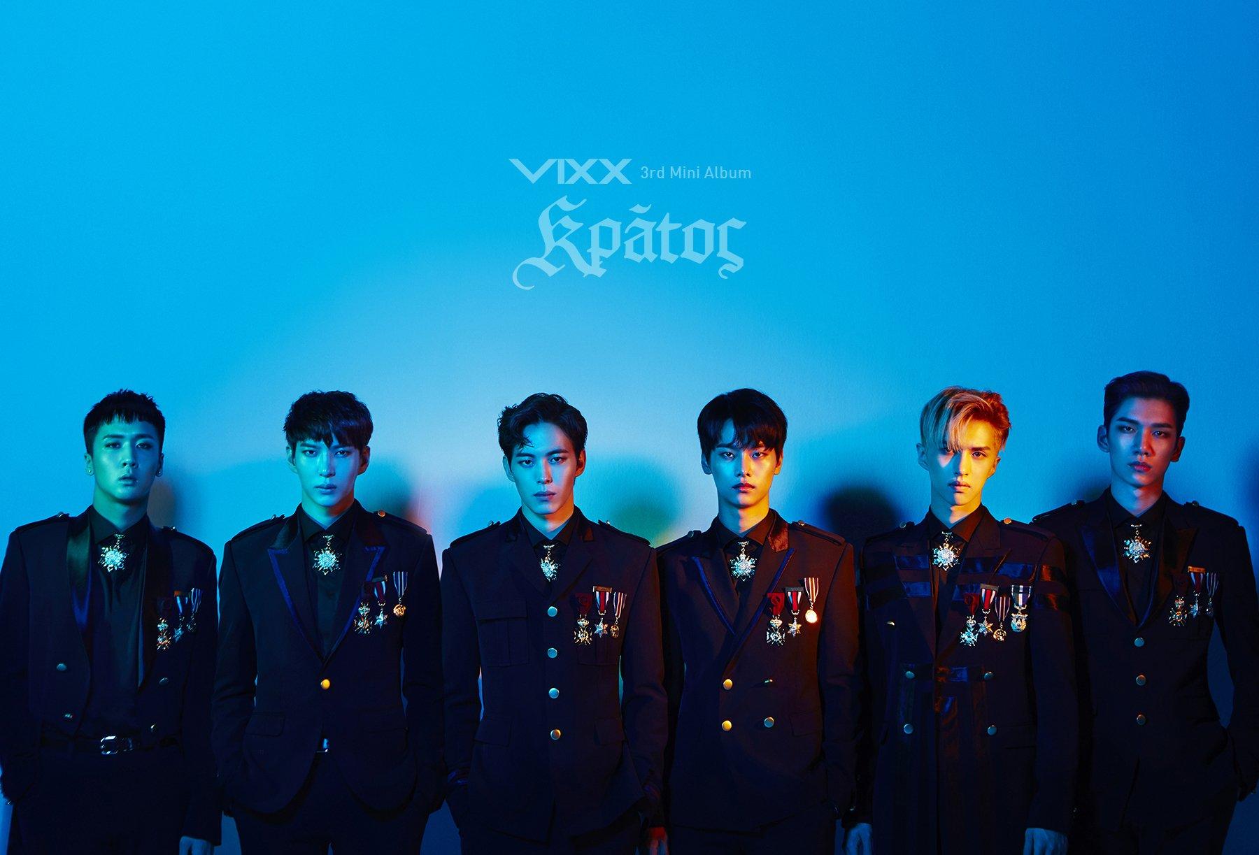 VIXX Appears On Billboard Chart Ahead Of Comeback