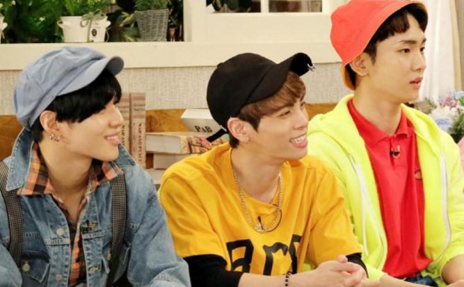 SHINee Hilariously Rejects Jun Hyun Moo As Their 6th Member