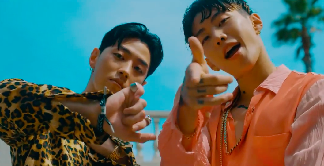 """Watch: Jay Park Returns With """"Drive"""" MV Featuring Gray And Cameo By SISTAR's Bora"""