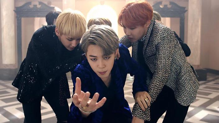 "BTS's ""Blood, Sweat & Tears"" MV Hits 100 Million Views | Soompi"