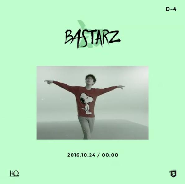 Watch: Block B's Sub-Unit BASTARZ Shares P.O's Teaser Video For Comeback