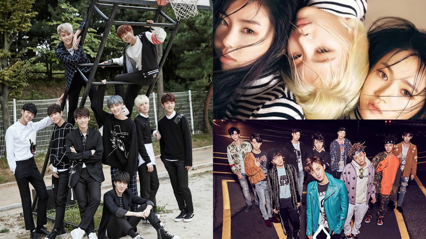 """Ladies' Code, SF9, PENTAGON, And More Join """"M!Countdown in Jeju"""" Lineup"""