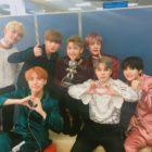 """Watch: BTS Grabs 2nd Win For """"Blood Sweat & Tears"""" on """"M!Countdown,"""" Performances By SHINee, GOT7, I.O.I, And More"""