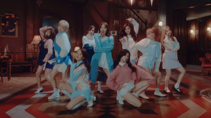 "Watch: TWICE Gears Up For Halloween-Themed Comeback With Second ""TT"" Teaser Video"