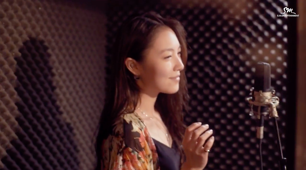 """Watch: BoA Features On BeatBurger's Beautiful New Dance Track """"Music Is Wonderful"""""""