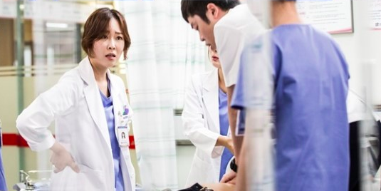 Seo Hyun Jin Transforms Into A Fiercely Dedicated Doctor In New Drama Stills