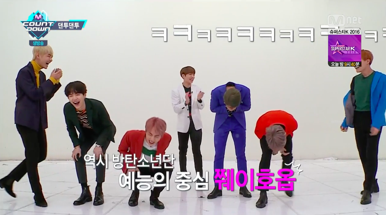 """Watch: BTS Cracks Each Other Up As They Switch Parts From """"Blood Sweat & Tears"""" MV"""