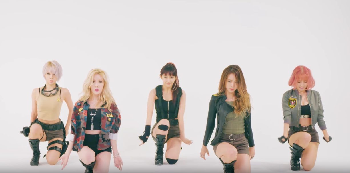 "Watch: ""Produce 101"" Girl Group Bulldok Debuts With ""Why Not"" MV"