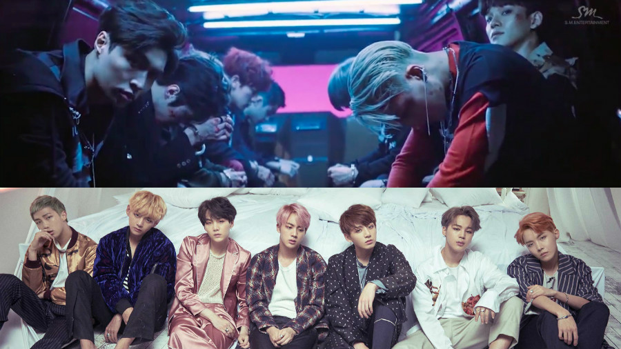 Fans Claim Exo Shouldve Won Best Album At  Melon Music Awards Not