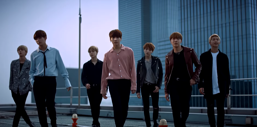 Watch: BTS Makes You Forget You're Watching A Commercial In New MV CF
