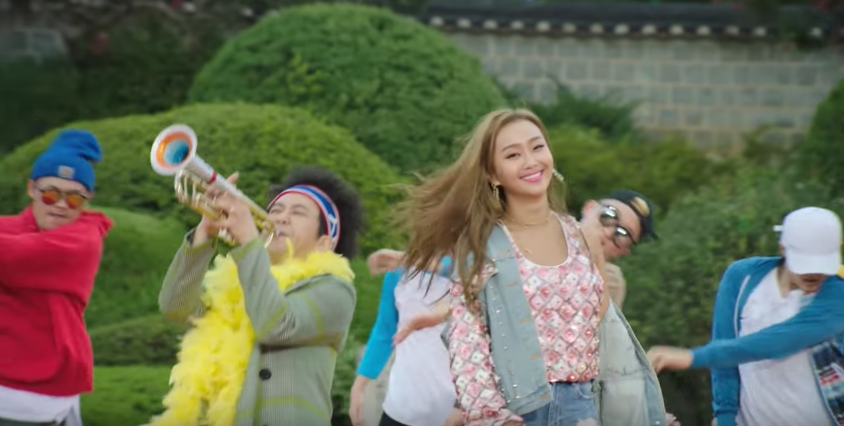 Watch: This Pyeongchang Promotional MV Starring Hyorin Is Receiving Major Public Backlash
