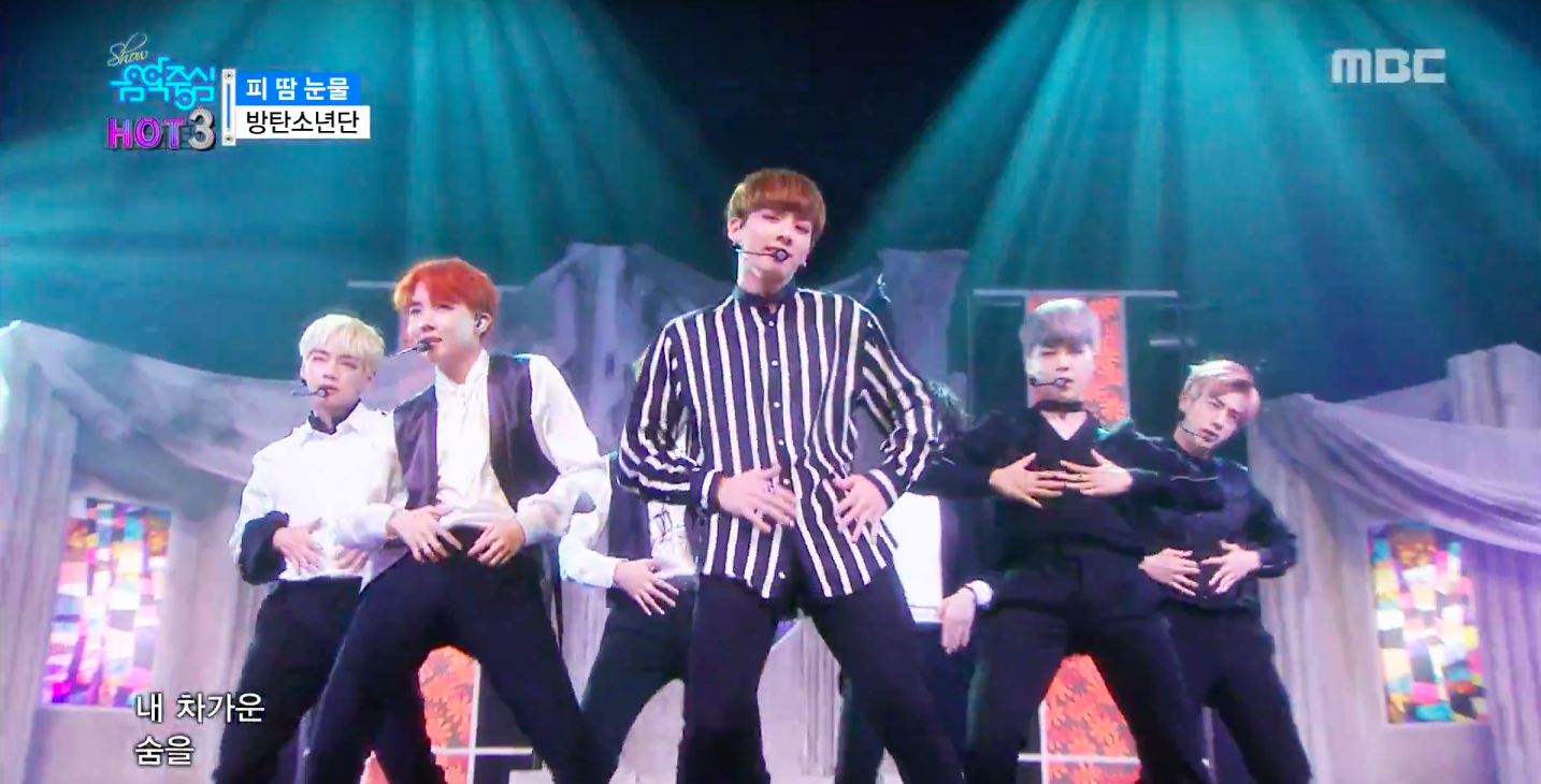 "Watch: BTS, SHINee, GOT7, And More On ""Music Core"""