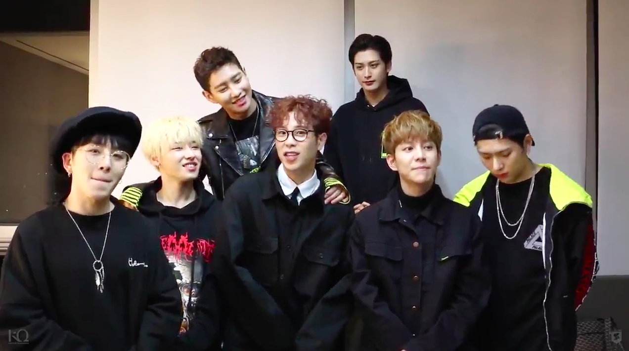 Watch: Block B Ups The Excitement For BASTARZ's Return In New Video