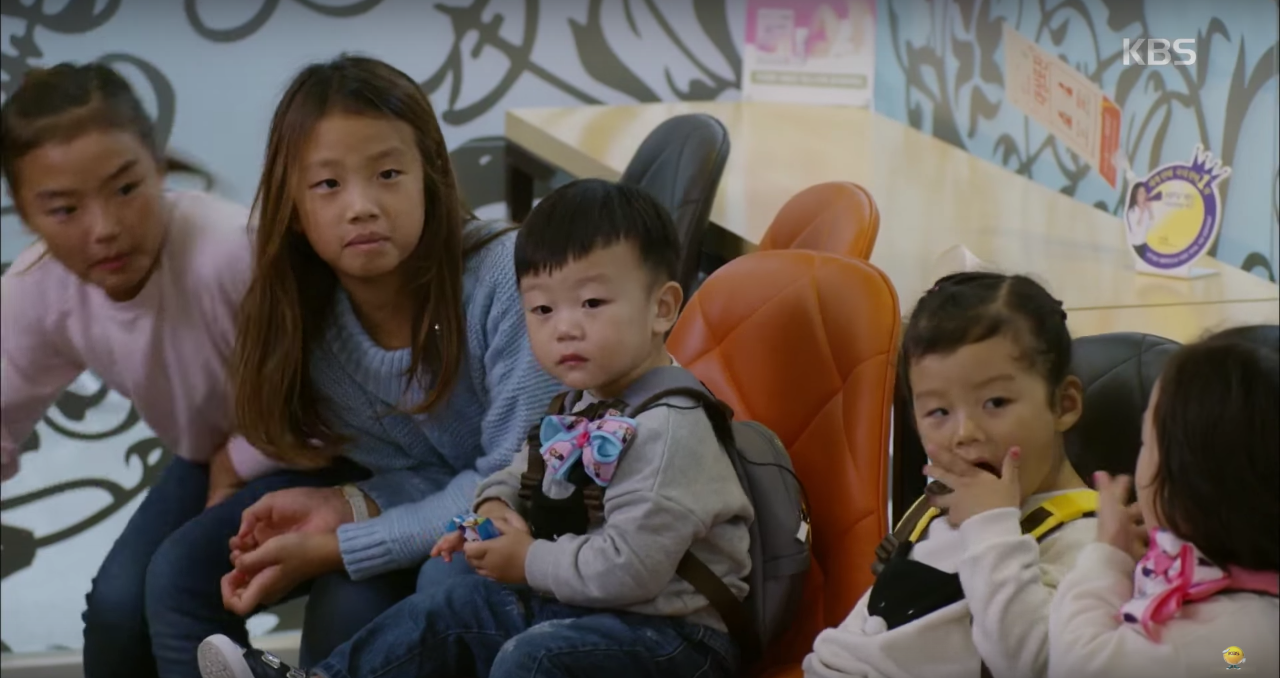 "Lee Dong Gook's Children Make Unexpected Cameo On ""Laurel Tree Tailors"""