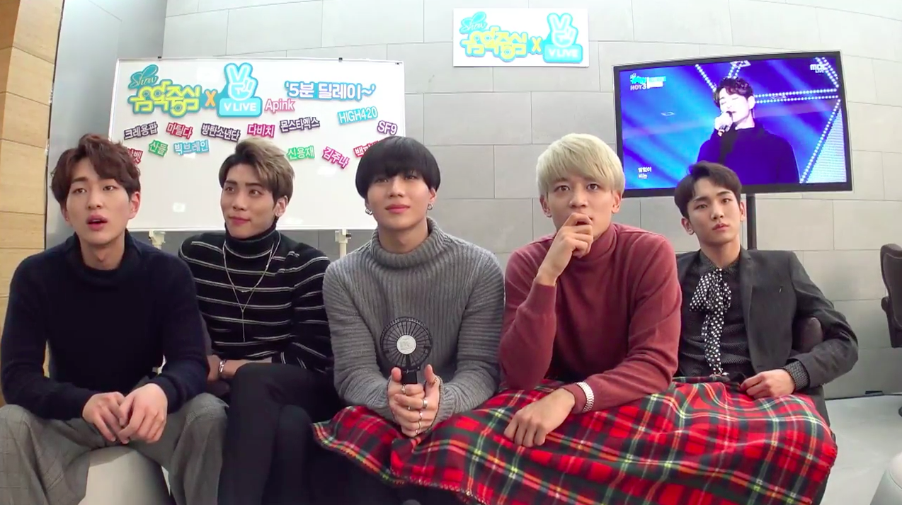 Watch: BTS, SHINee, GOT7, And More Show Their Inter-Group Love And