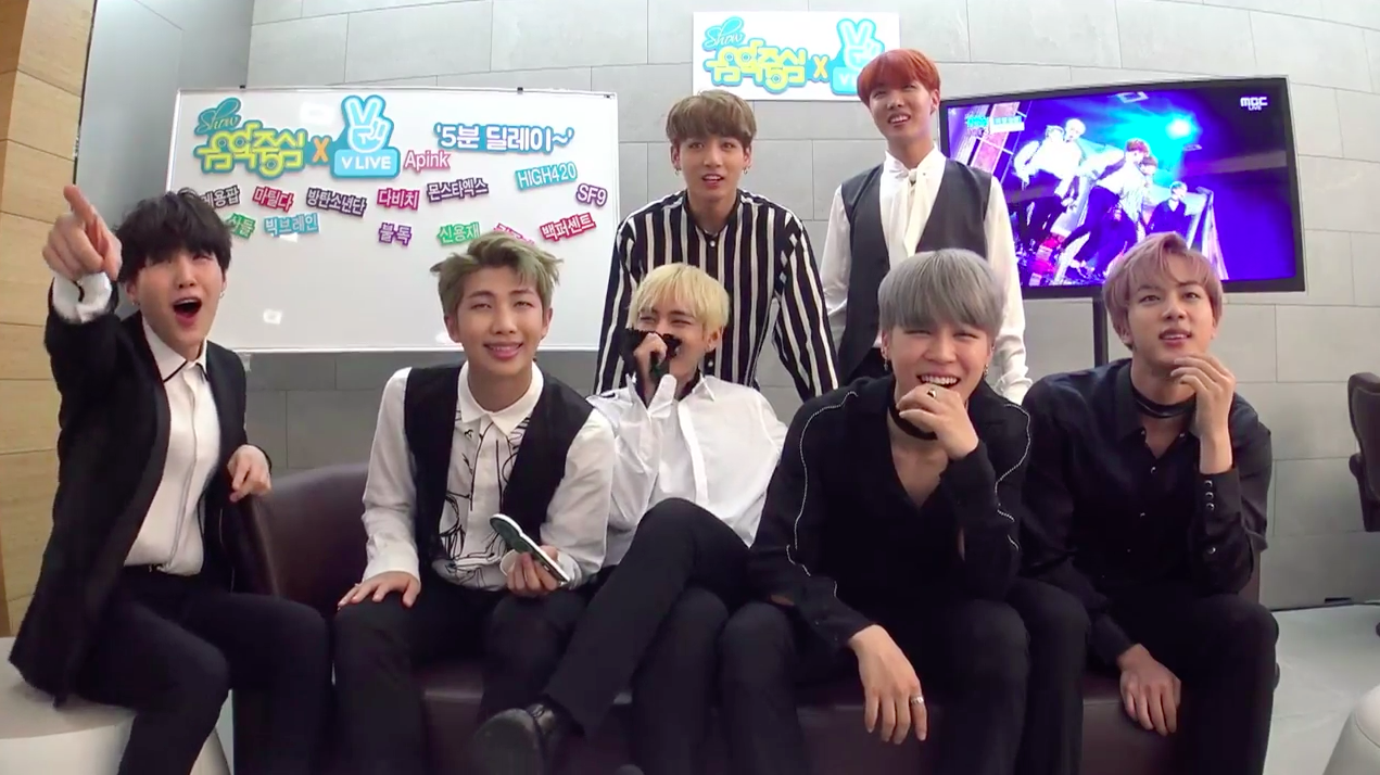 Watch: BTS, SHINee, GOT7, And More Show Their Inter-Group