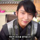 """Lee Joon Gi Gives EXO's Baekhyun Advice And Praise During Intense Filming In """"Scarlet Heart: Goryeo"""" Making-Of Clip"""