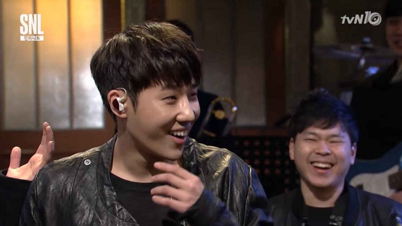 "Watch: ""SNL Korea"" Teases INFINITE's Sunggyu For His Old School Graduation Photo"