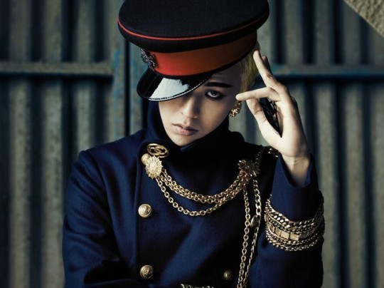 G-Dragon Named One Of The Artists To Receive The Prime Minister's Commendation This Year