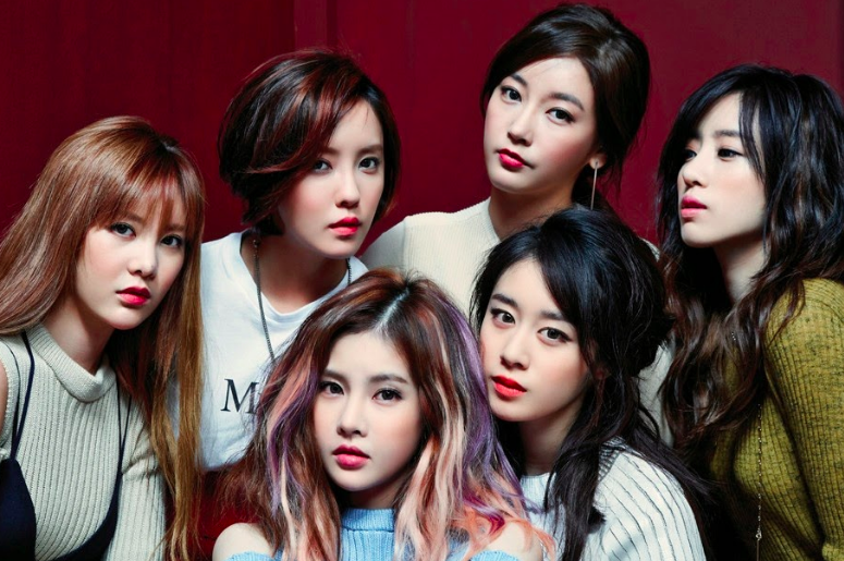 Update: T-ara Reveals Comeback Date And Showcase Plans