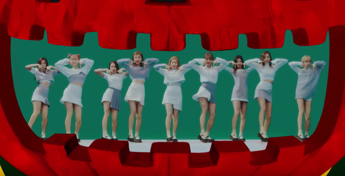 "Watch: TWICE Makes An Adorable, Halloween-Inspired Transformation In ""TT"" MV"