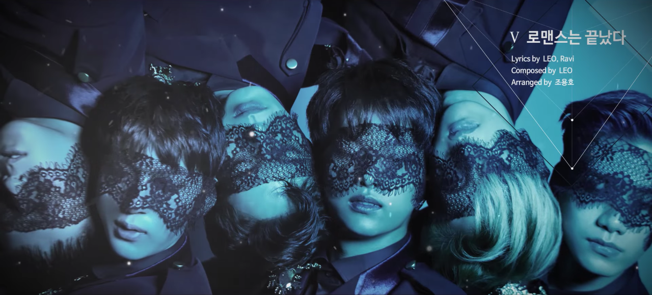 "Listen: VIXX Takes A Dark And Enticing Turn In Highlight Medley For ""Kratos"""